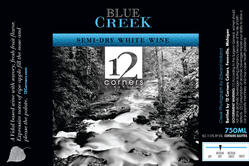 Blue Creek Semi-Dry White