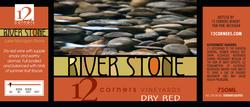 River Stone Dry Red