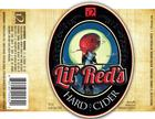 <pre>Lil' Red's Hard Cider</pre>