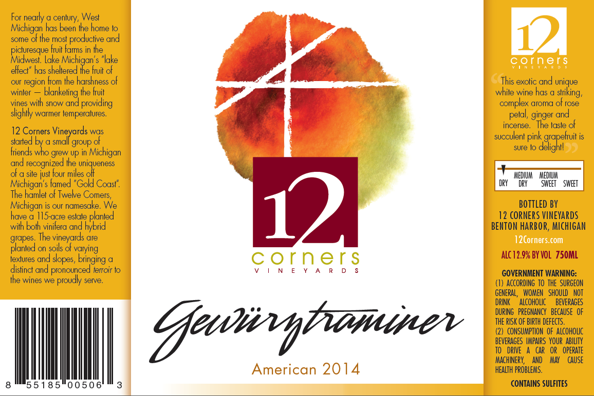 Product Image for Gewürztraminer